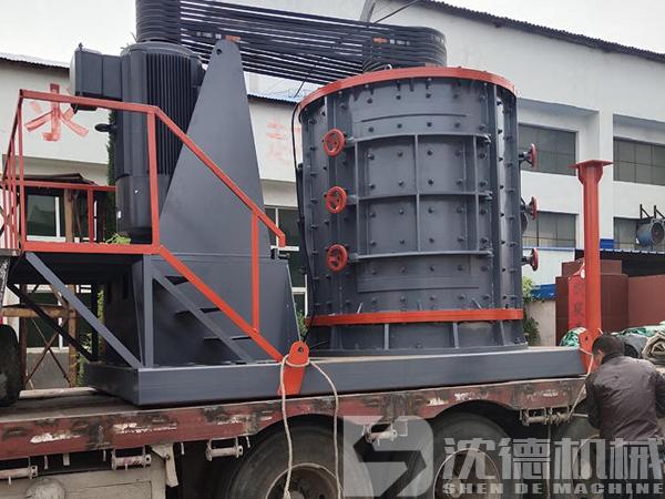 制砂機設備生產線